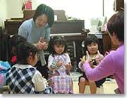 3-4歳児のクラス